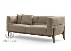 Sofa gỗ óc chó